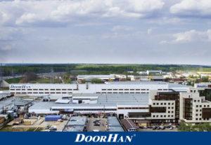 DoorHan завод