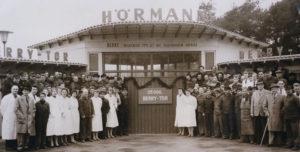 История Херман